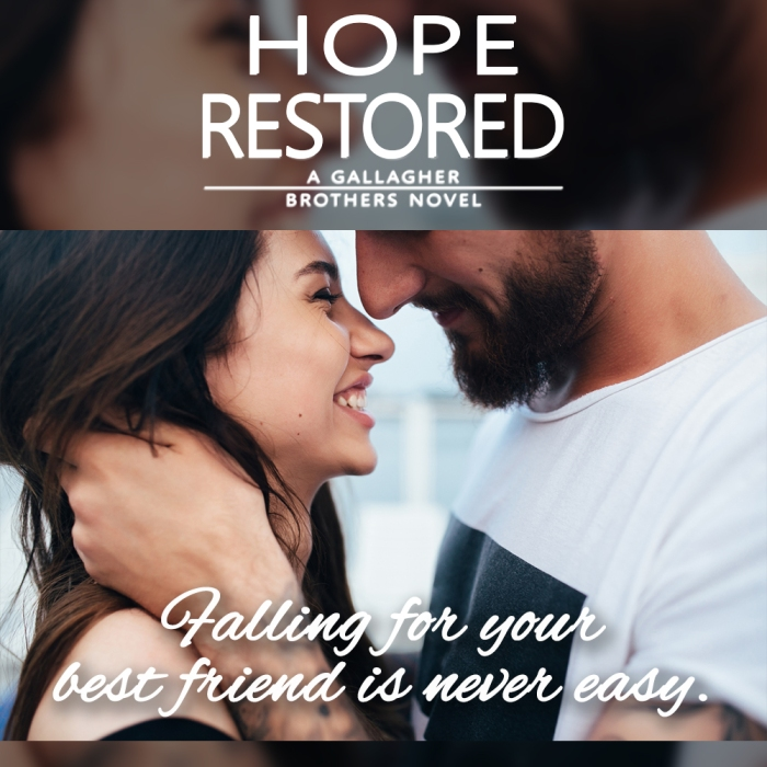 Hope Restored Teasers - Best Friend