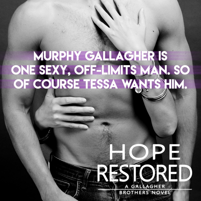Hope Restored Teasers - Wants Him