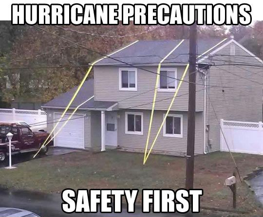 How-To-Prepare-For-A-Hurricane-In-Texas-Style-Very-Funny-Picture