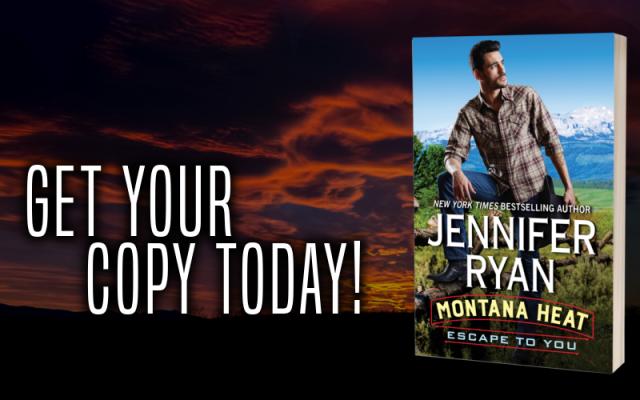 Montana Heat Escape To You Promo Graphic 2