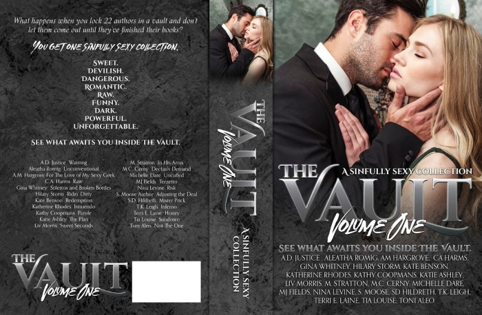 The Vault Vol 1 paperback