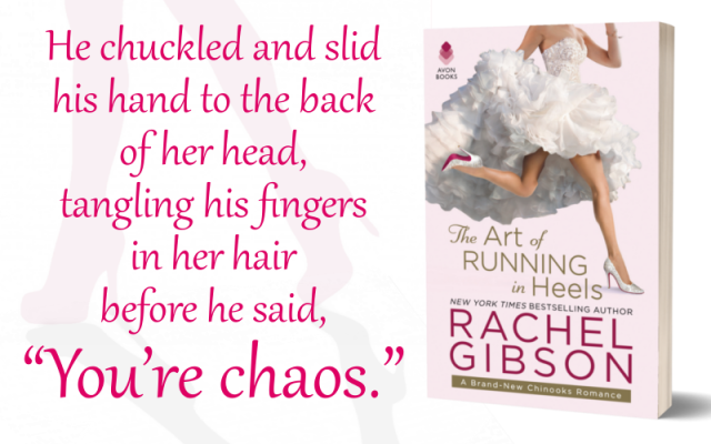 The Art of Running in Heels Promo Graphic 4