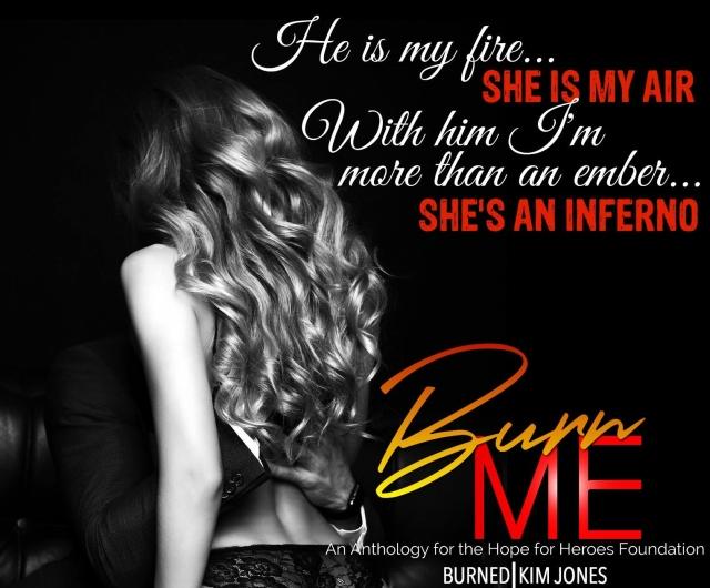 Burn Me Teaser - Kim Jones