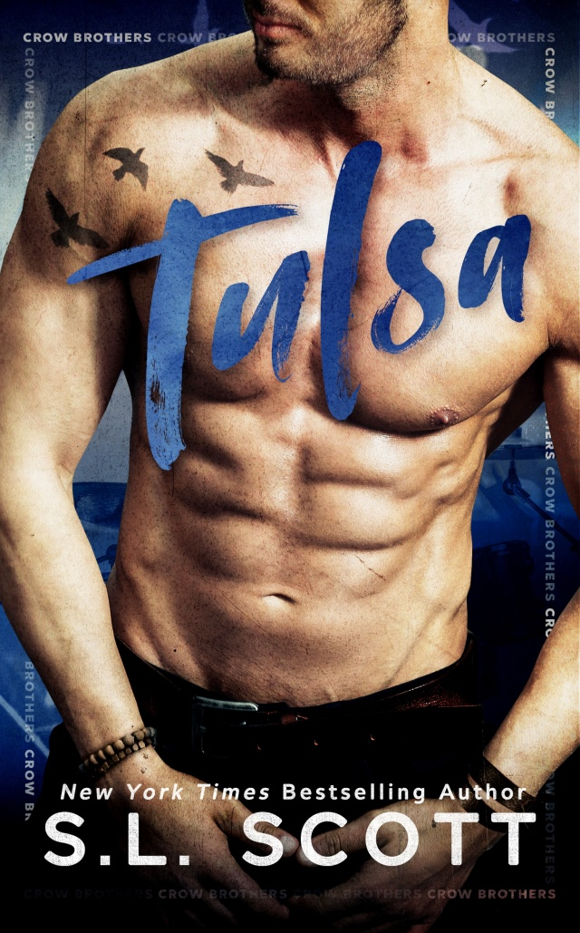 Tulsa Ebook Cover