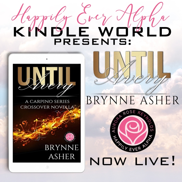 Until Avery by Brynne Asher