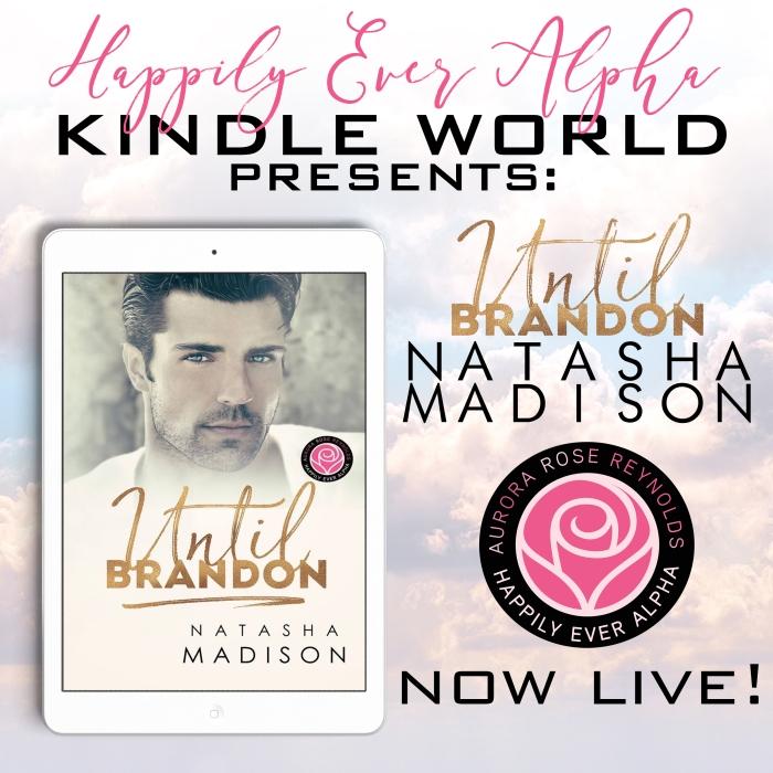 Until Brandon by Natasha Madison
