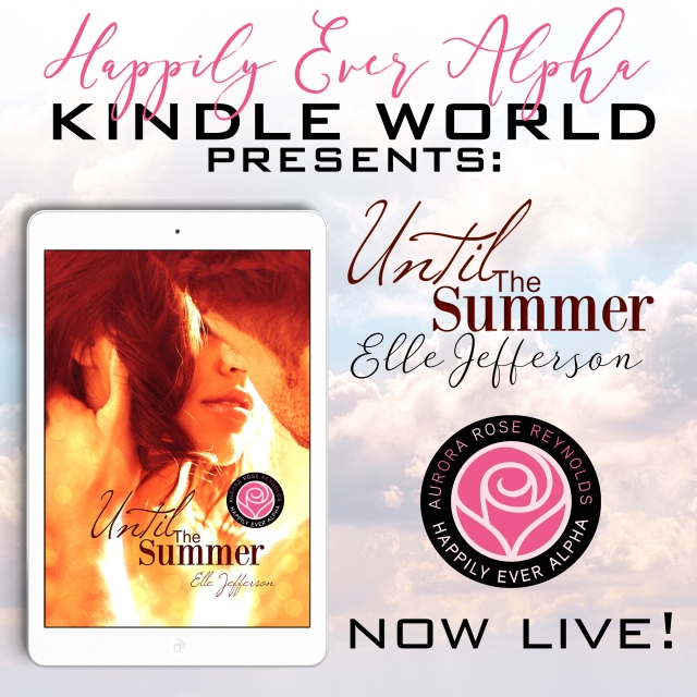 Until The Summer by Elle Jefferson