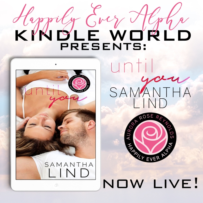 Until You by Samantha Lind