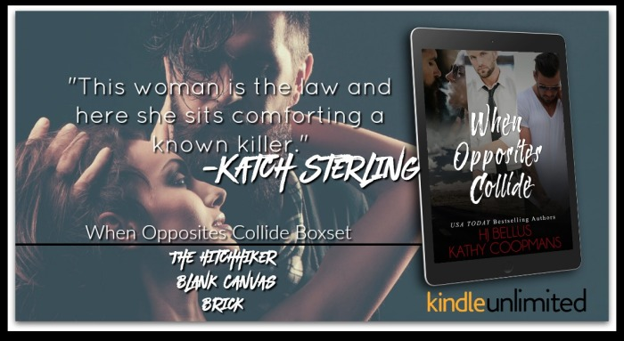 When opposites collide boxset (1)