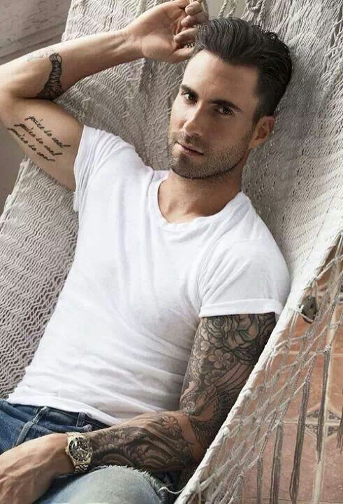 Adam-Levine-Favorite-Things