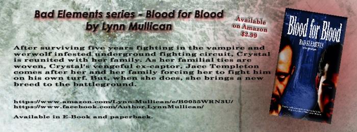 Blood for Blood teaser copy
