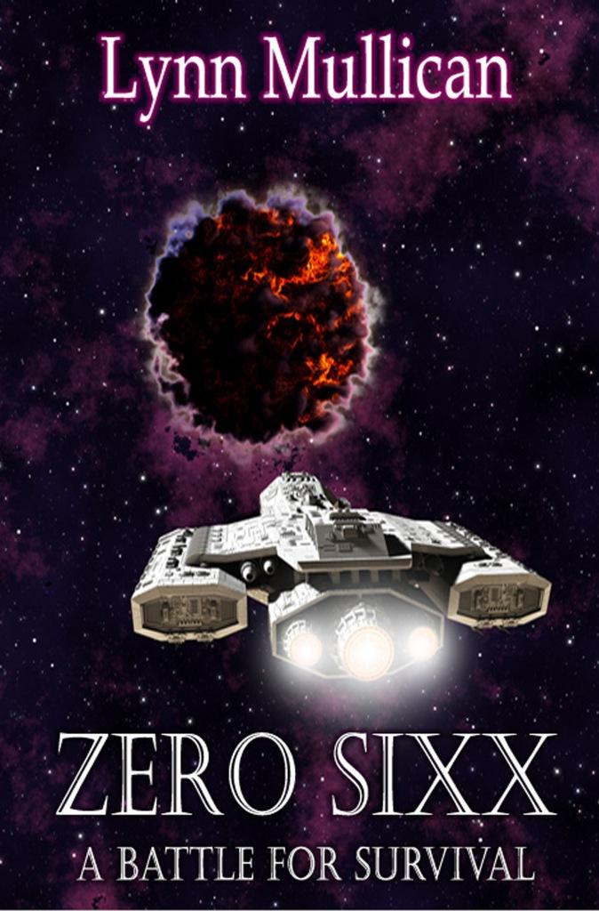 Zero Sixx - E-Book cover1