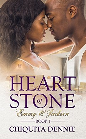 Book Cover - Heart of Stone by Chiquita Dennie