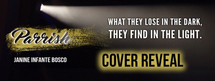 Parrish cover reveal banner