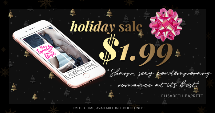 Sale-Facebook-TheTroubleWithLove-Holiday