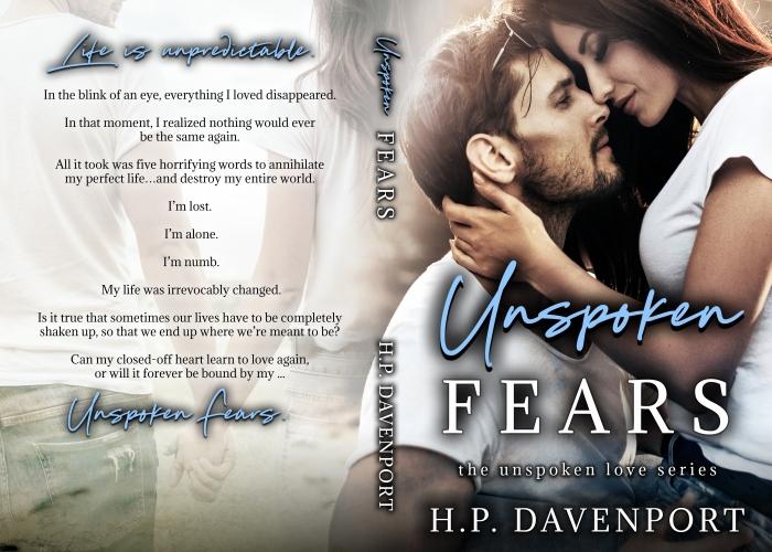 Unspoken Fears HP Davenport 6x9_BW_310