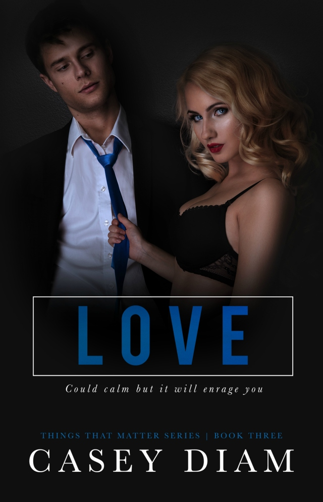 love ebook cover