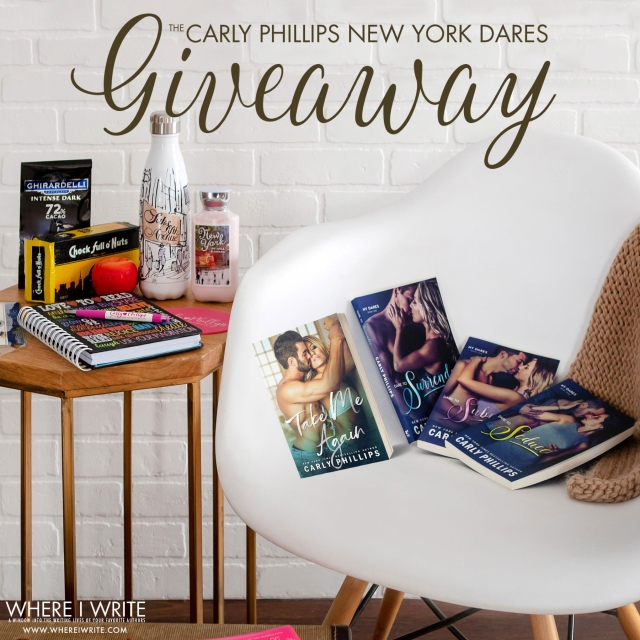 Carly Phillips Giveaway 2