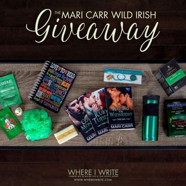 Mari Carr Giveaway 2