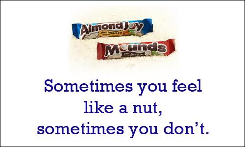 sometimes-you-feel-like-a-nut-slogan