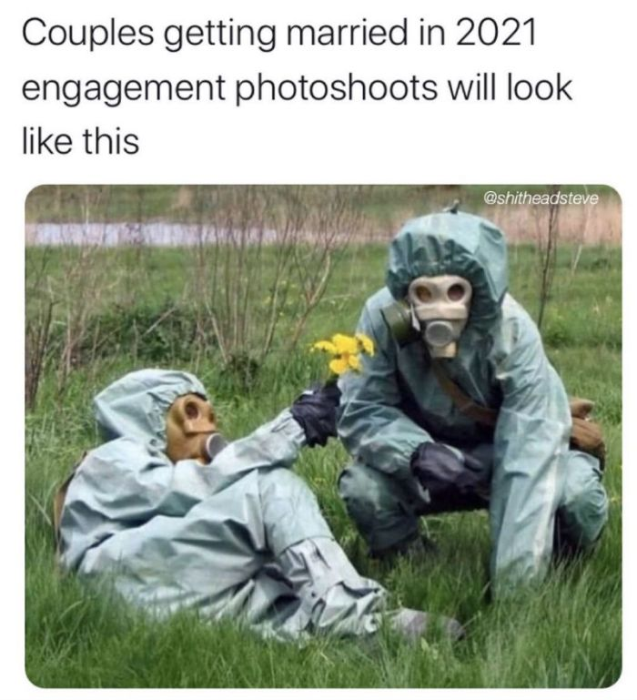 couples-getting-married-in-2021-engagement-photos-will-look-like-this-meme