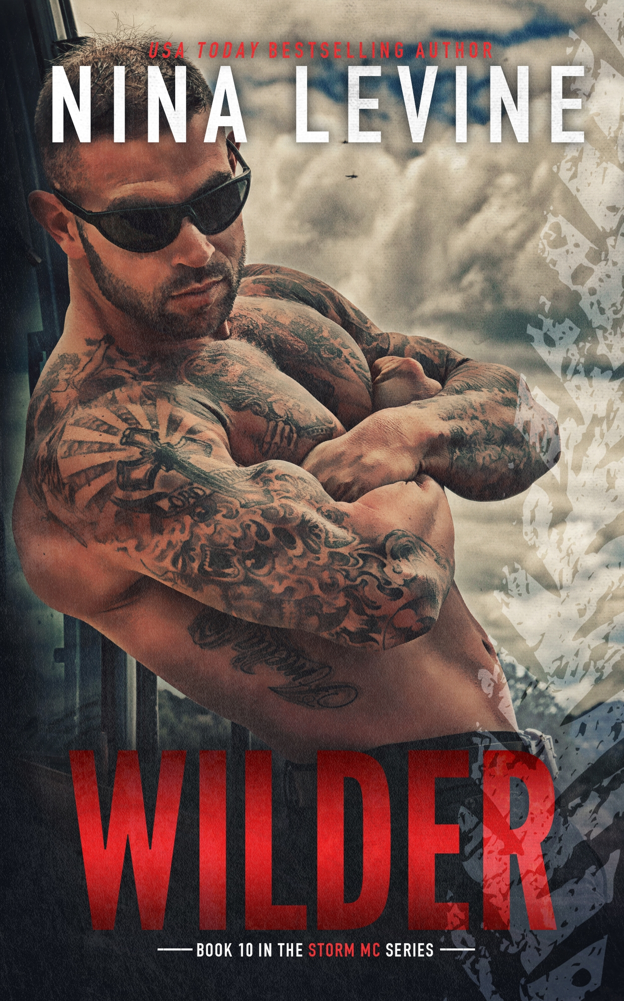 Wilder by Nina Levine - Cover